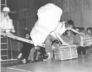 Unntak og Regel etter Bertold Brecht GF 1978 med Lars Sørbø og Lars Vik