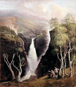 Tekst fra Epost: Til reisesak om Rjukanfossen