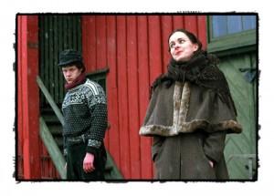 Ny oppsettning, Grenland Friteater